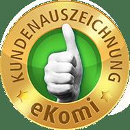 eKomi Bewertungen Logo
